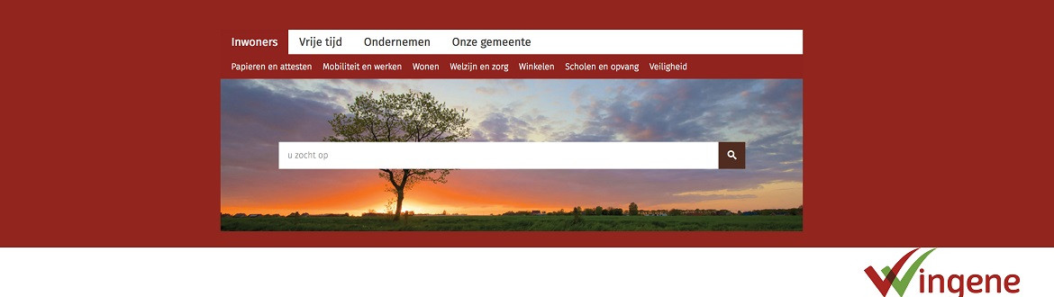Website Gemeente pc