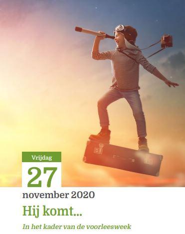 Voorleesweek 2020